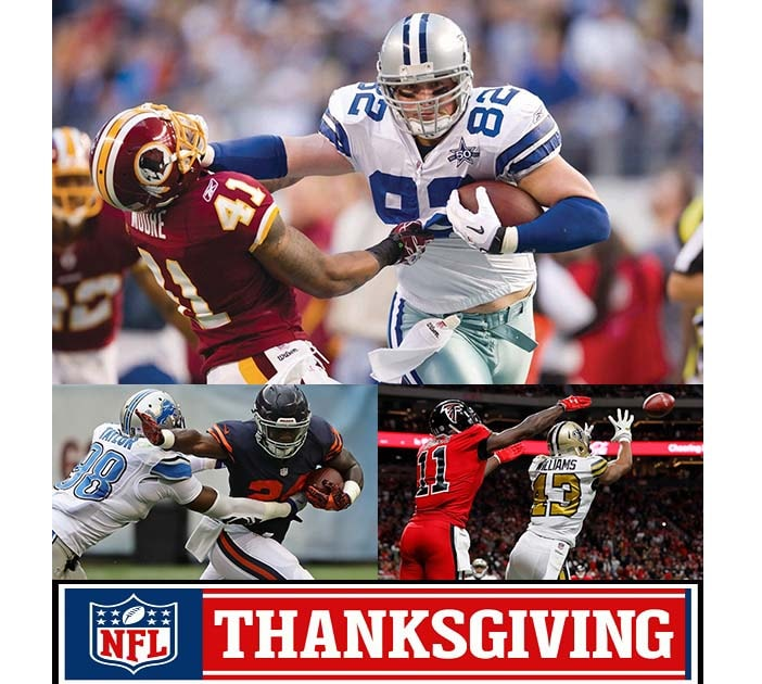 nfl thanksgiving 2018
